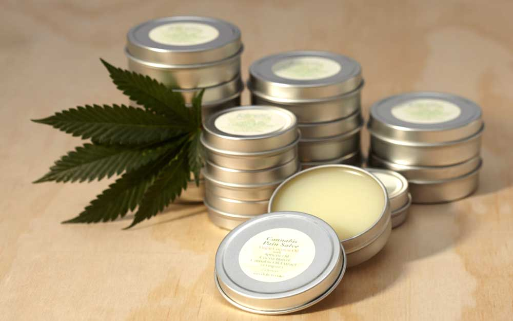 MA recreational cannabis topical products
