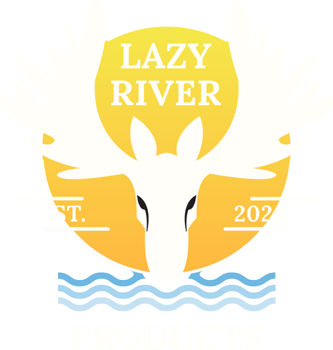 lazy river products ma marijuana dispensary logo
