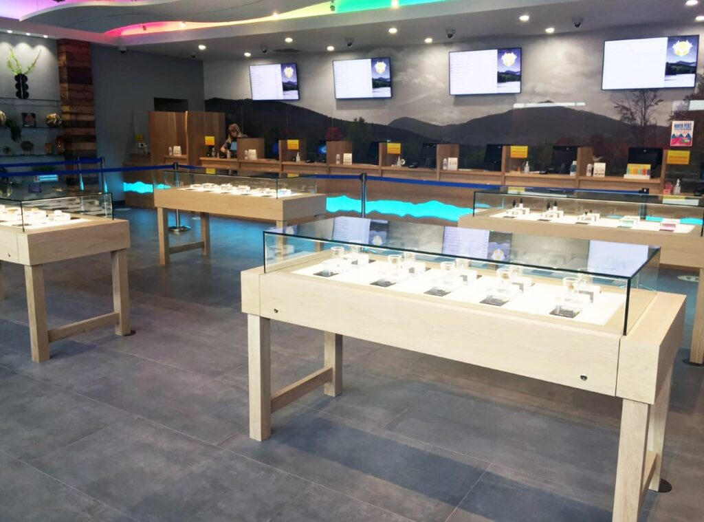 Lazy River Products - Dispensary in Massachusetts